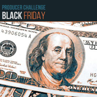 Producer Challenge | Black Friday