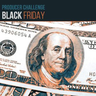 Producer Challenge   Black Friday