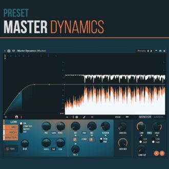 Master Dynamics (Maximus Preset)
