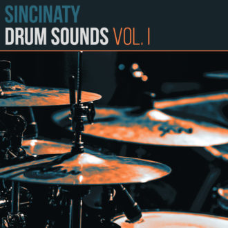 Sincinaty Drum Sounds Vol. 1