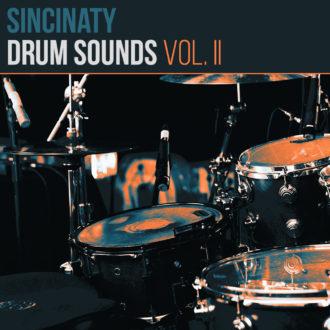 Sincinaty Drum Sounds Vol. 2