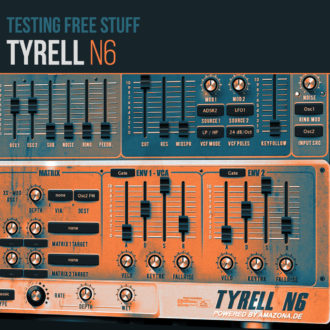 Tyrell N6 | Testing Free Stuff